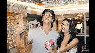 SRK&Suhana: Suhana
