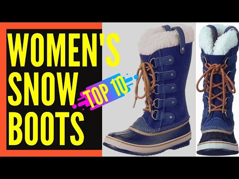 Xxx Mp4 Best Snow Boots For Women Review Best Winter Boots For Women 2017 2018 3gp Sex