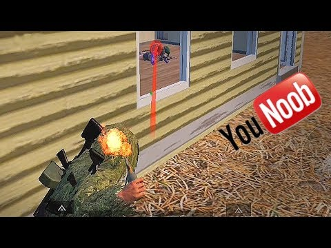 NEW PUBG MOBILE FUNNY MOMENTS EPIC FAIL & WTF MOMENTS 57