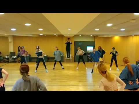 PSY - I LUV IT (Dance Practice) mirror mode