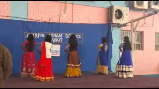 Radha dance choreography by J.I.S girls