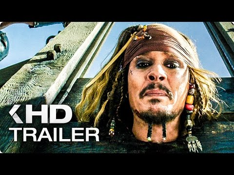 Xxx Mp4 PIRATES OF THE CARIBBEAN Dead Men Tell No Tales NEW Movie Clips Trailer 2017 3gp Sex