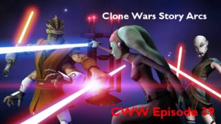 EVERY CLONE WARS ARC - Clone Wars Weekly Episode 39