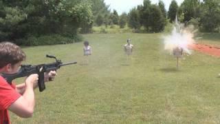 The Ultimax Machine Gun