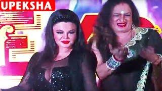 Rakhi Sawant Hijra Dance During Upeksha Movie Launch 2016