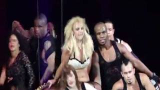 Britney Spears  - Get Naked (I Got A Plan)-CIRCUS TOUR
