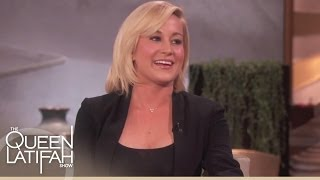 Kellie Pickler Honors Friend In A Special Way | The Queen Latifah Show