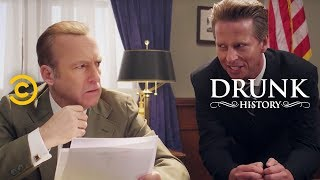 Fascinating Moments in Presidential History - Drunk History