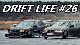 Drift Life #26 - BMW Crash, Formula Gruz