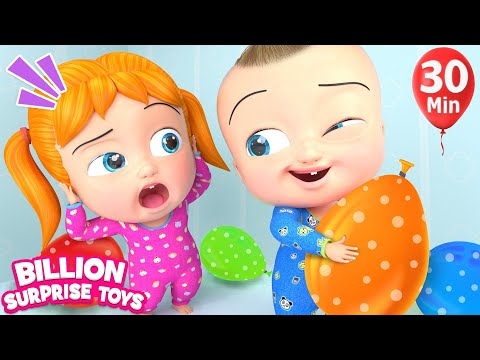 Xxx Mp4 Balloon Song More BST Kids Songs Amp Nursery Rhymes 3gp Sex