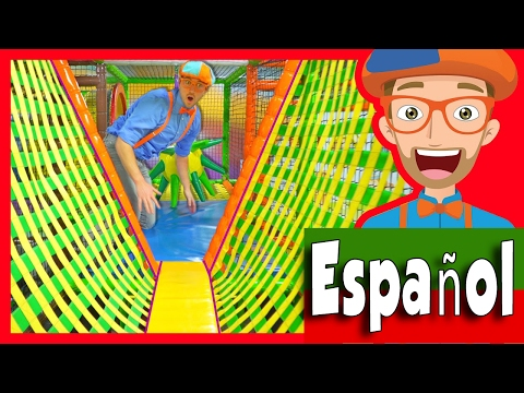 Xxx Mp4 El Patio De Juegos Cubierto Con Blippi Español Aprende Los Colores Y Más 3gp Sex
