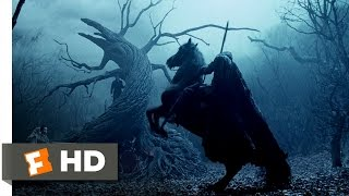 Sleepy Hollow (6/10) Movie CLIP - The Horseman Emerges (1999) HD