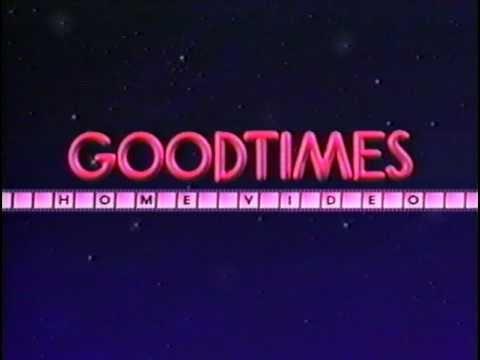 Goodtimes Home Video Logo 89