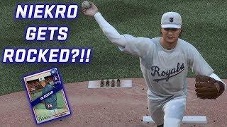 NIEKRO GETS ROCKED?!! [RANKED SEASONS] MLB The Show 17 Diamond Dynasty Gameplay