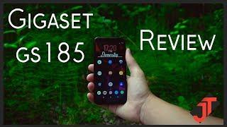 Das erste deutsche Smartphone! | Gigaset gs185 Review | Ju Tech