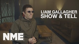 Liam Gallagher on life.