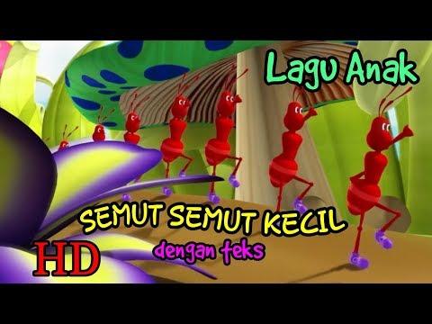 Lagu Anak Semut Semut Kecil Mp4 Subtitle Indonesia Terbaru 2018