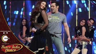 Dance India Dance Season 4 January 18, 2014 - Salman Khan & Daisy
