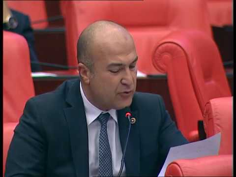CHP İzmir Milletvekili Murat Bakan TBMM Genel Kurulu (8.7.2017) - Katar