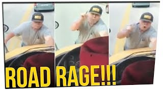 Man Jumps on Hood of Moving School Bus! ft. DavidSoComedy