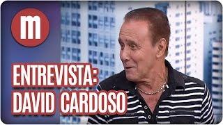 Entrevista com David Cardoso - Mulheres (10/03/17)