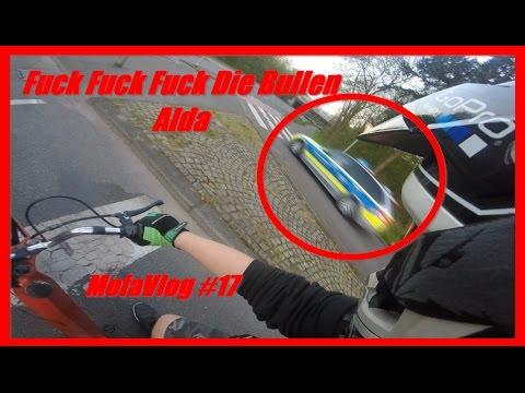 Fuck... Fuck... Fuck... die Bullen / MofaVlog #17 / MotoFlo