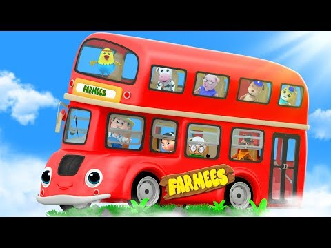 Farmees Live Nursery Rhymes for Children