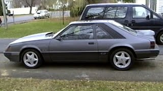 """Fox-body 5.0 Mustangs - E303, F303 & B303 Cams, Flowmaster Exhaust - """"the soundtrack of the '90s"""""""