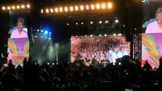 Paul McCartney - Hey Jude - Lollapalooza 2015 Chicago
