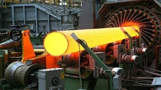 أغرب عشر أشياء تحدث بمصانع الحديد والصلب!!!