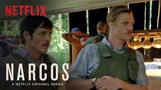 Narcos | Official Trailer 2 [HD] | Netflix