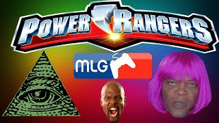 POWER RANGERS MLG