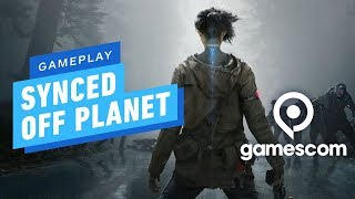 9 Minutes of Synced Off-Planet Gameplay - Gamescom 2019