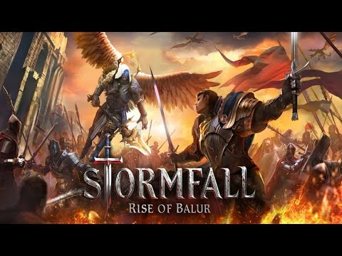 Lets Play: Stormfall - Rise of Blaur #1 (by Plarium) -  iOS / Android - HD Gameplay