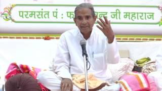 Baisakhi satsang April 13 2016- Maharaj Kamal Dayal ji at Manavta Mandir Hoshiarpur