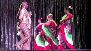 ❛ Caribe escaparate Mariachi Danza parejas ❜ ⑱  PRDO Rafael Freyre Cuba