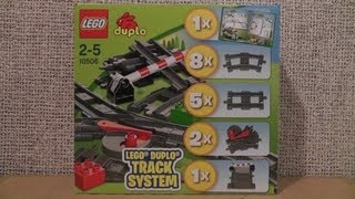 LEGO DUPLO 10506 TRAIN ACCESSORY SET + 10507 10508