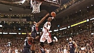 Best NBA dunks for Last Years