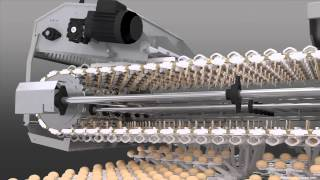Technical Animation | 3D CAD | Processing Machine