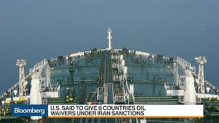 U.S. Is Said to Offer an Iran Sanctions Oil Waiver to 8 Nations
