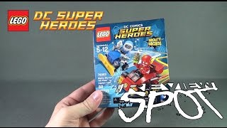 Toy Spot - Lego DC Comics Super Heroes Mighty Micros 76063 Flash Vs Captain Cold