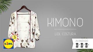 Kimono - Lidl Costura