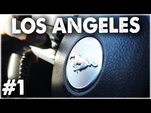 EL AVION LAS VEGAS LOS ANGELES LA CASA DE FAST AND FURIOUS Y EL PIER L.A. VLOG 1 Flowstreet
