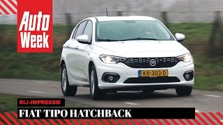 Fiat Tipo - AutoWeek Review