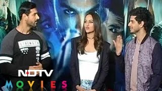 Force 2's John Abraham, Sonakshi Sinha On Donald Trump And Scrapping Of Notes
