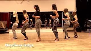 Funny Video Of Hot Swedish Girls Dancing