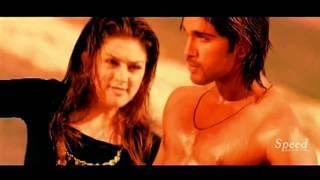 Hero Malayalam movie song allu arjun hansika motwa