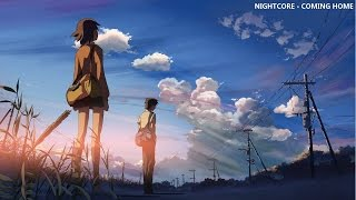 Nightcore - Coming Home (Diddy - Dirty Money ft. Skylar Grey)