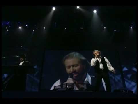 Bee Gees - Words (Live One Night Only 1997)-HQ-