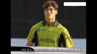 Pakistan Vs India U19 Final in 2006   Historical Win Pakistan